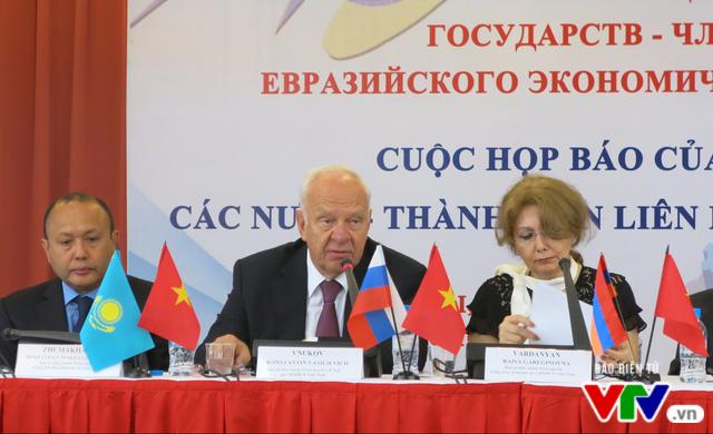 Hiệp định FTA Việt Nam - EAEU có hiệu lực: Chân trời mới trong hợp tác kinh tế - Ảnh 1.