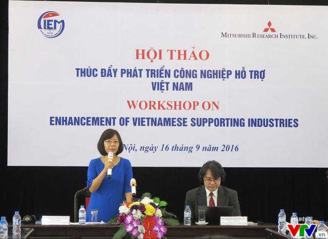 """""""Công nghiệp hỗ trợ của Việt Nam còn kém phát triển, thiếu sự liên kết"""" - Ảnh 1."""