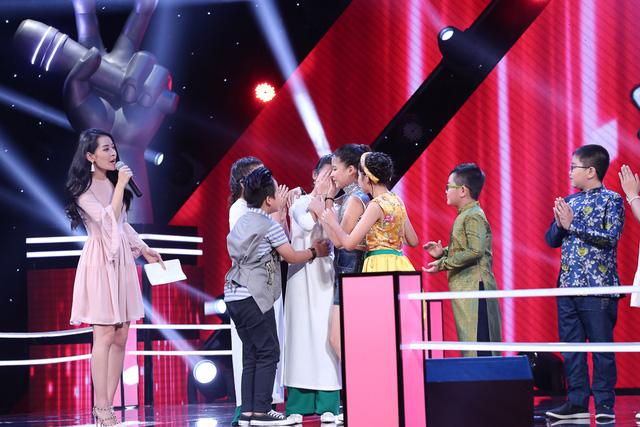 Phạm Hương ngồi ghế nóng Bước nhảy ngàn cân, Giọng hát Việt nhí vào vòng Liveshow - Ảnh 5.
