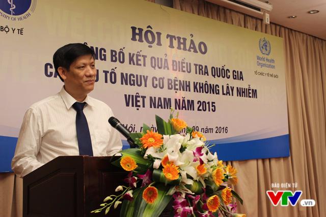 Ăn ít rau, lười vận động… người Việt cảnh giác với các bệnh này - Ảnh 2.