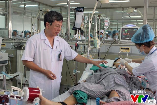 Kỹ thuật lọc máu liên tục cứu sống nhiều bệnh nhân mắc bệnh nguy hiểm - Ảnh 1.