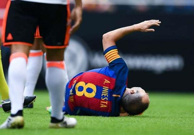 Vòng 9 La Liga: Valencia 2 - 3 Barcelona: Cuộc rượt đuổi nghẹt thở - Ảnh 1.