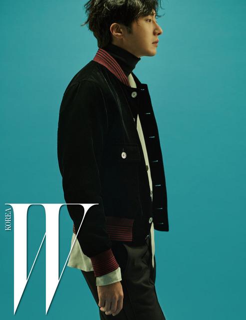 Mỹ nam Jung Il Woo mơ màng trên bìa tạp chí W - Ảnh 3.