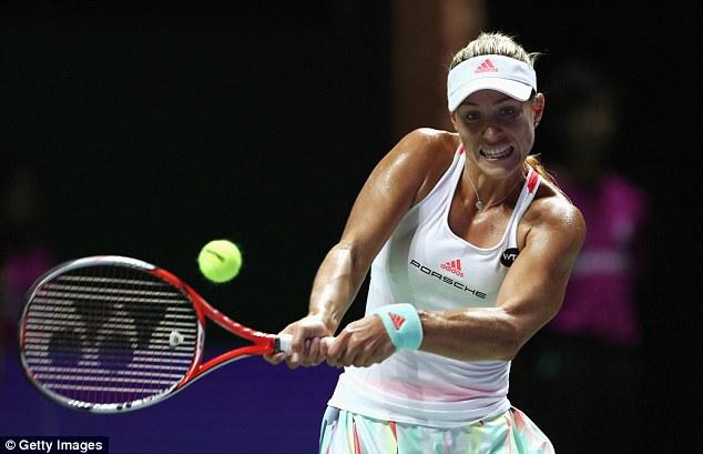 Bảng đỏ WTA Finals: Madison Keys có chiến thắng đầu tiên - Ảnh 1.