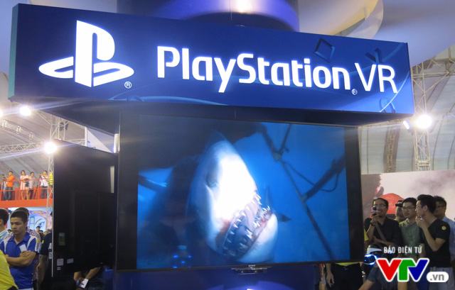 Trải nghiệm kính thực tế ảo PlayStation VR tại Sony Show 2016 - Ảnh 5.