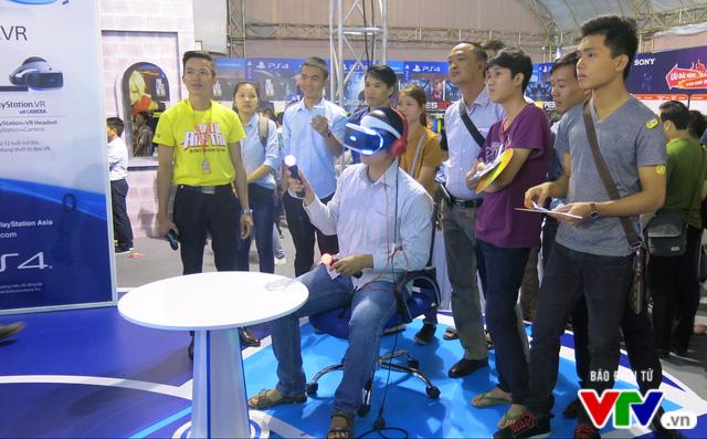 Trải nghiệm kính thực tế ảo PlayStation VR tại Sony Show 2016 - Ảnh 3.