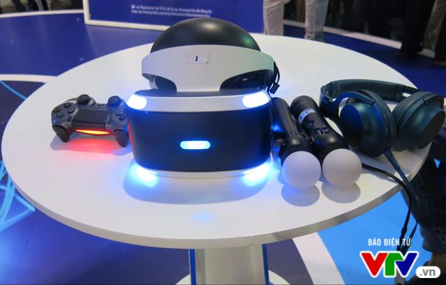 Trải nghiệm kính thực tế ảo PlayStation VR tại Sony Show 2016 - Ảnh 2.