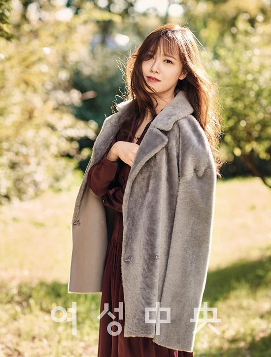 Goo Hye Sun hết lời khen ngợi chồng trẻ - Ảnh 4.