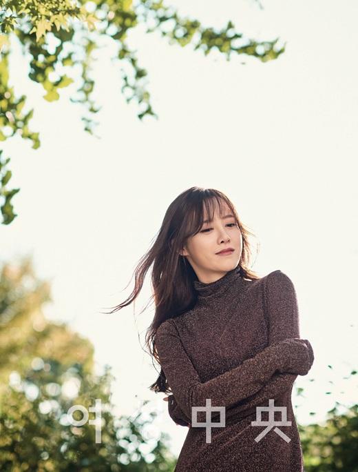 Goo Hye Sun hết lời khen ngợi chồng trẻ - Ảnh 3.