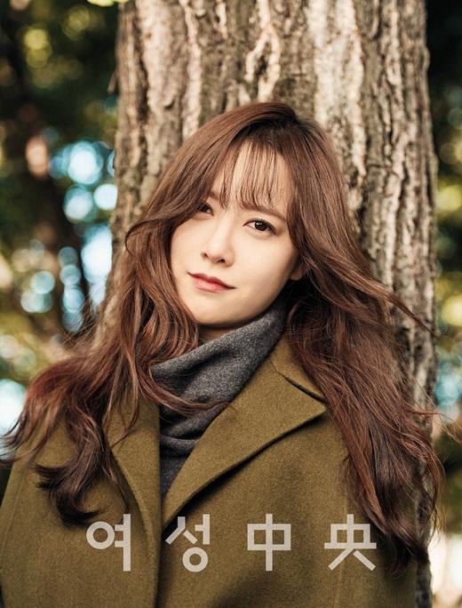 Goo Hye Sun hết lời khen ngợi chồng trẻ - Ảnh 2.