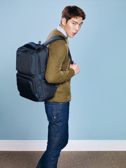 Kim Woo Bin lịch lãm trở thành doanh nhân - Ảnh 1.