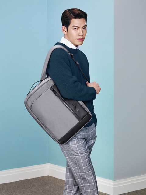 Kim Woo Bin lịch lãm trở thành doanh nhân - Ảnh 3.