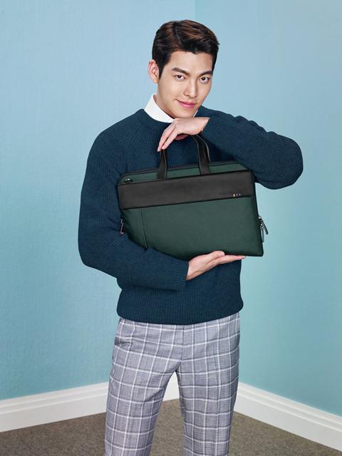 Kim Woo Bin lịch lãm trở thành doanh nhân - Ảnh 4.