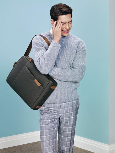 Kim Woo Bin lịch lãm trở thành doanh nhân - Ảnh 5.