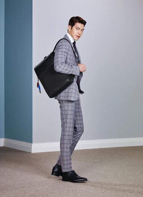 Kim Woo Bin lịch lãm trở thành doanh nhân - Ảnh 6.