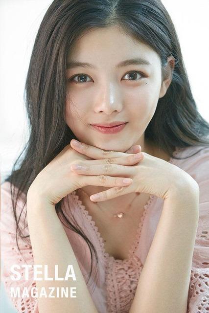 Ngất ngây với vẻ đẹp của tiểu tiên nữ xứ Hàn - Ảnh 3.