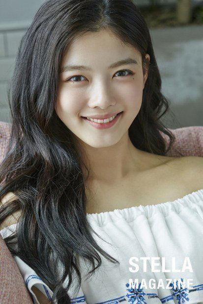 Ngất ngây với vẻ đẹp của tiểu tiên nữ xứ Hàn - Ảnh 2.