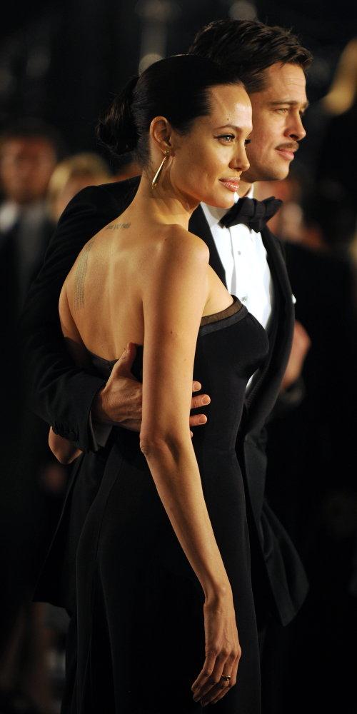 Cuộc hôn nhân của Angelina Jolie – Brad Pitt chỉ là giả? - Ảnh 2.