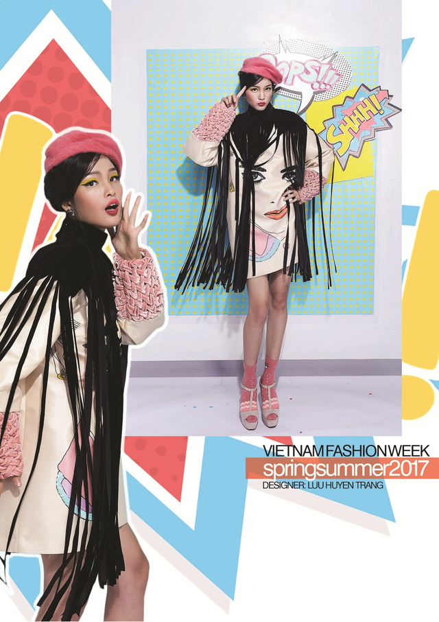 24 nhà thiết kế tham gia Tuần lễ thời trang Việt Nam Xuân Hè 2017 - Ảnh 5.