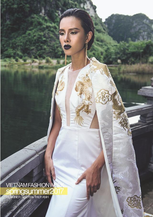 24 nhà thiết kế tham gia Tuần lễ thời trang Việt Nam Xuân Hè 2017 - Ảnh 9.