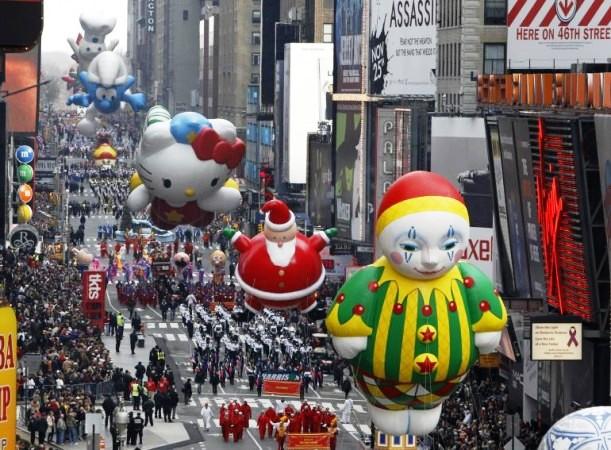 Hoành tráng cuộc diễu hành nhân lễ Tạ ơn tại Mỹ - Ảnh 9.