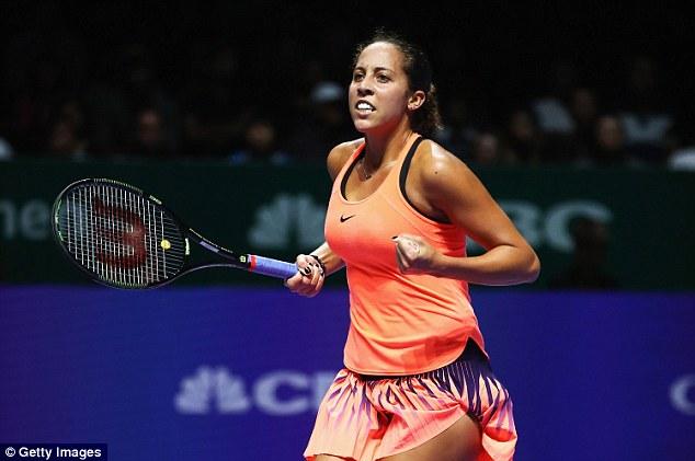 Bảng đỏ WTA Finals: Madison Keys có chiến thắng đầu tiên - Ảnh 3.