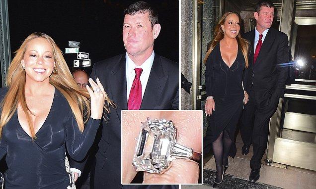 Chia tay nhau, Mariah Carey và hôn phu tái hợp với tình cũ - Ảnh 2.