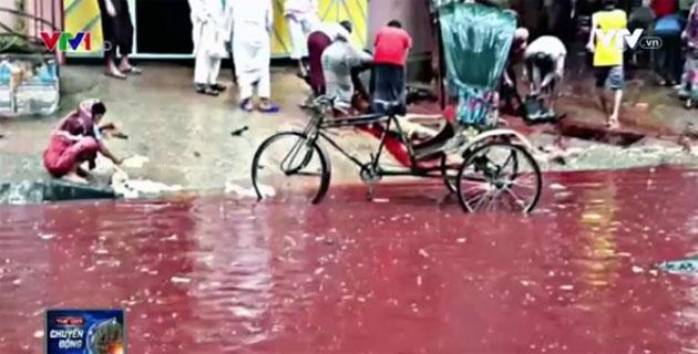Thủ đô Dhaka (Bangladesh) chìm trong biển máu - Ảnh 1.