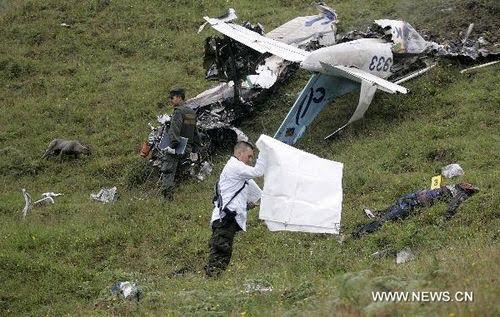 Hai máy bay va chạm trên bầu trời Mỹ, 5 người thiệt mạng - Ảnh 2.