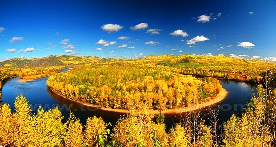 10 điểm ngắm mùa thu rực rỡ ở Trung Quốc - Ảnh 2.