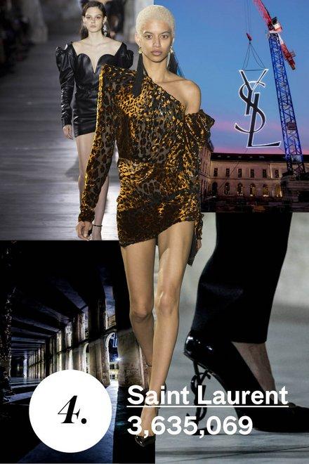 Top 10 BST Xuân - Hè 2017 hút khách nhất trên Vogue - Ảnh 4.
