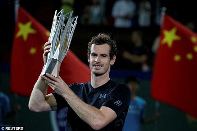 Vượt qua Agut, Andy Murray vô địch Thượng Hải Masters 2016 - Ảnh 3.