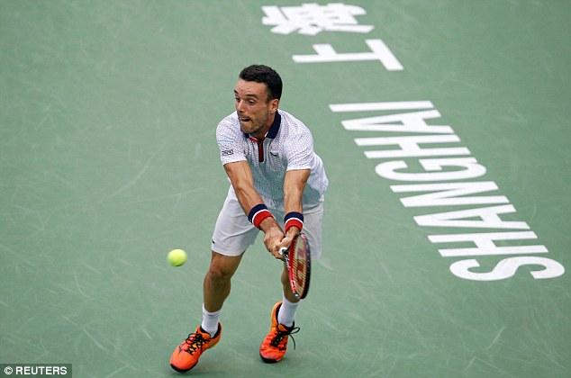 Vượt qua Agut, Andy Murray vô địch Thượng Hải Masters 2016 - Ảnh 1.