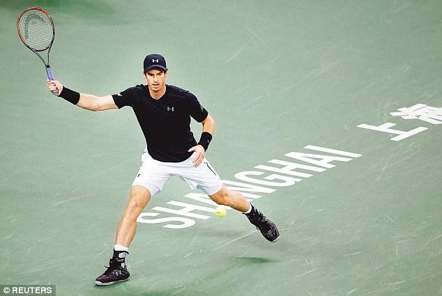 Vượt qua Agut, Andy Murray vô địch Thượng Hải Masters 2016 - Ảnh 2.