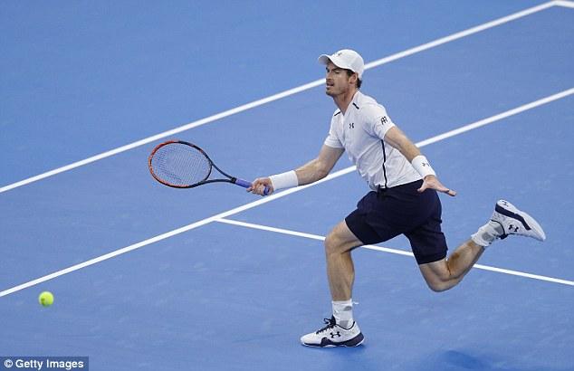 Giải quần vợt Trung Quốc mở rộng: Murray và Nadal ra quân thành công - Ảnh 2.