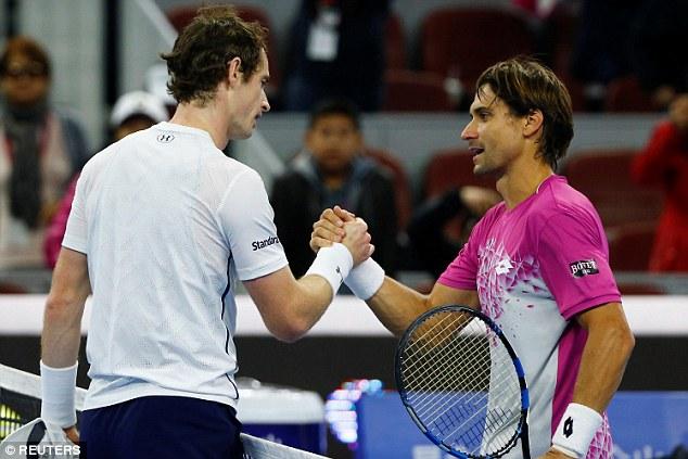 Andy Murray nhẹ nhàng vượt qua Ferrer, tiến vào chung kết China Open 2016 - Ảnh 3.