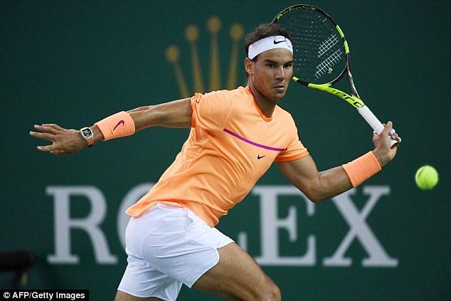 Thượng Hải Masters 2016: Nadal bị loại ngay trận đầu ra quân tại - Ảnh 1.