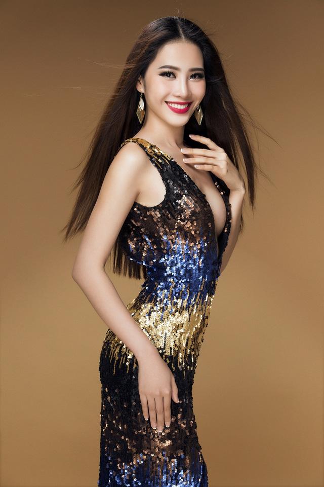 Nam Em chính thức được cấp phép dự thi Hoa hậu Trái đất 2016 - Ảnh 4.