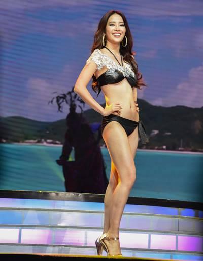 Người đẹp Ecuador đăng quang Hoa hậu Trái đất, Nam Em dừng ở top 8 - Ảnh 3.