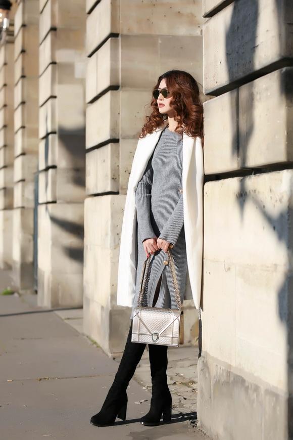 Ngọc Duyên khoe bộ ảnh thời trang cực chất tại Paris - Ảnh 11.