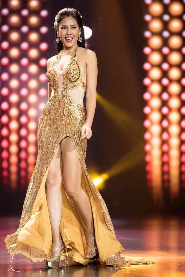 Nguyễn Thị Loan ngậm ngùi dừng chân ở Top 20 Hoa hậu Hòa bình thế giới 2016 - Ảnh 4.