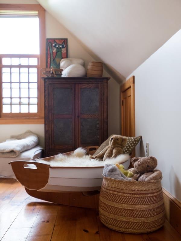 Mê mẩn căn nhà gỗ ấm áp và bình yên ở làng quê nước Mỹ - Ảnh 10.