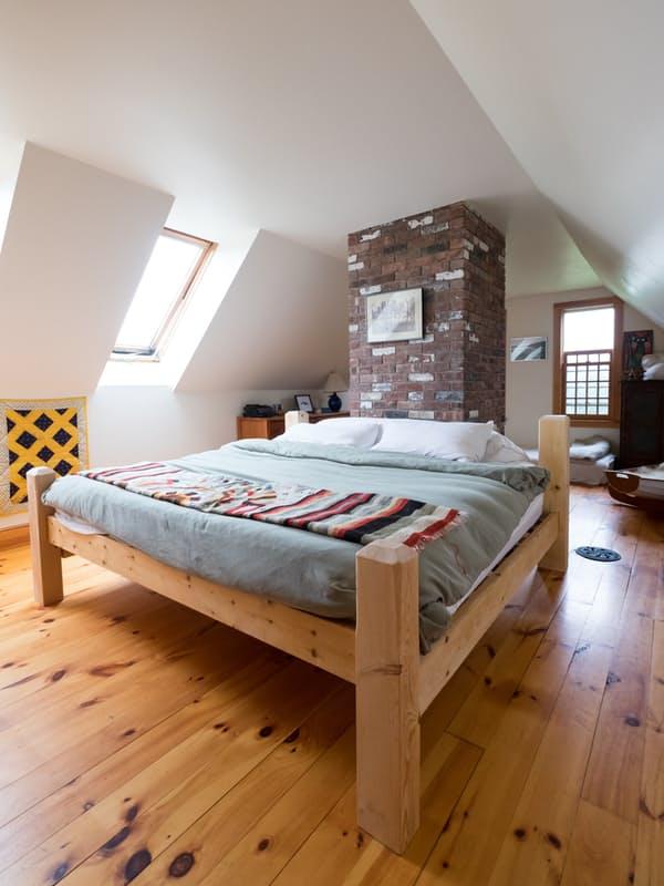 Mê mẩn căn nhà gỗ ấm áp và bình yên ở làng quê nước Mỹ - Ảnh 9.