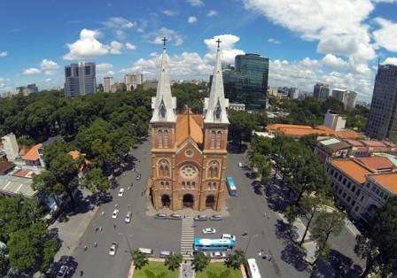 6 điểm du lịch hấp dẫn của Việt Nam năm 2018 - Ảnh 1.