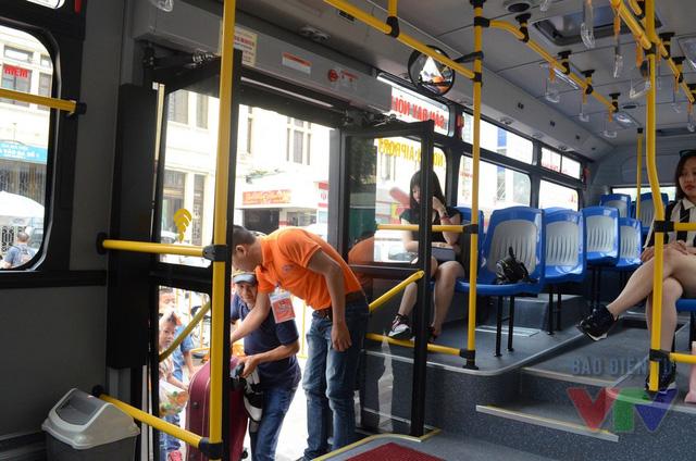 Đến năm 2020, xe bus sẽ đáp ứng  25% nhu cầu của người dân  - Ảnh 2.