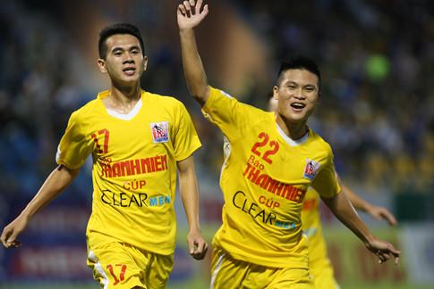 VIDEO, Thắng U21 Than Quảng Ninh 2-0, U21 Hà Nội T&T vào chung kết - Ảnh 2.