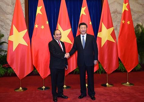 Thúc đẩy quan hệ Việt - Trung phát triển ổn định, lành mạnh và bền vững - Ảnh 1.