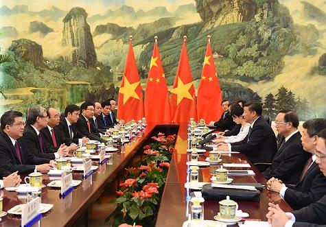 Thúc đẩy quan hệ Việt - Trung phát triển ổn định, lành mạnh và bền vững - Ảnh 2.