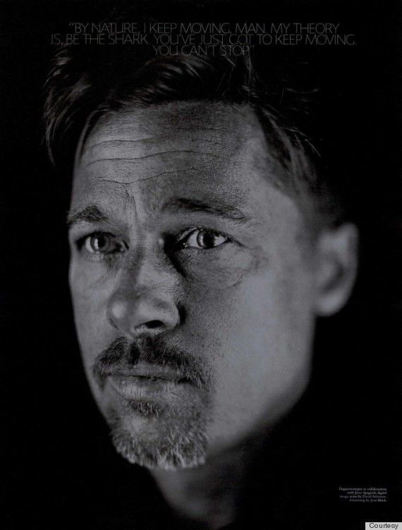 Brad Pitt bị nghiền nát bởi cuộc ly hôn với Angelina Jolie - Ảnh 1.
