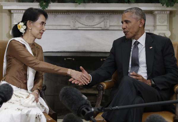Mỹ chuẩn bị cởi trói cho Myanmar sau gần nửa thế kỷ - Ảnh 1.